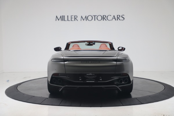 New 2020 Aston Martin DBS Superleggera Volante for sale $375,916 at Alfa Romeo of Greenwich in Greenwich CT 06830 5