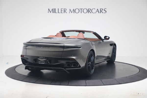 New 2020 Aston Martin DBS Superleggera Volante for sale $375,916 at Alfa Romeo of Greenwich in Greenwich CT 06830 6