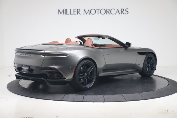 New 2020 Aston Martin DBS Superleggera Volante for sale $375,916 at Alfa Romeo of Greenwich in Greenwich CT 06830 7