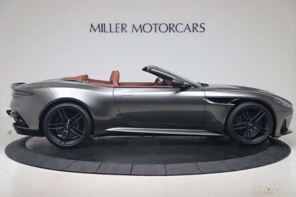 New 2020 Aston Martin DBS Superleggera Volante for sale $375,916 at Alfa Romeo of Greenwich in Greenwich CT 06830 8
