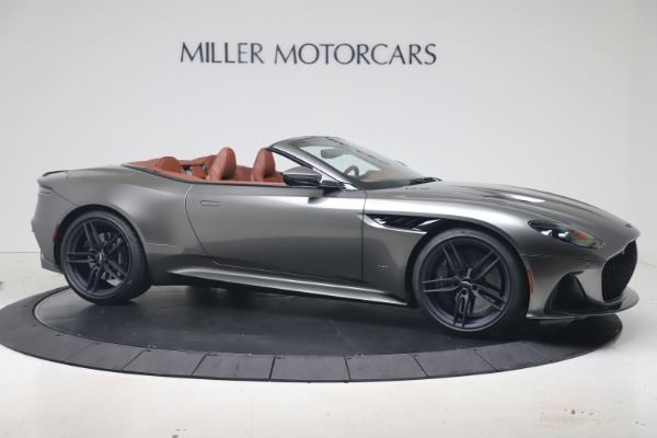 New 2020 Aston Martin DBS Superleggera Volante for sale $375,916 at Alfa Romeo of Greenwich in Greenwich CT 06830 9