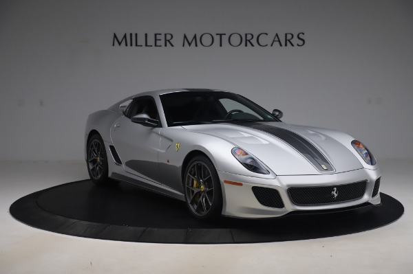 Used 2011 Ferrari 599 GTO for sale $699,900 at Alfa Romeo of Greenwich in Greenwich CT 06830 11