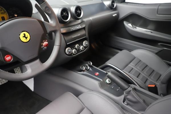 Used 2011 Ferrari 599 GTO for sale $699,900 at Alfa Romeo of Greenwich in Greenwich CT 06830 22