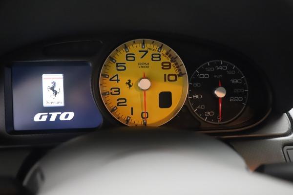 Used 2011 Ferrari 599 GTO for sale $699,900 at Alfa Romeo of Greenwich in Greenwich CT 06830 27
