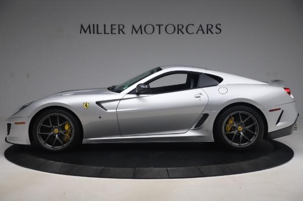 Used 2011 Ferrari 599 GTO for sale $699,900 at Alfa Romeo of Greenwich in Greenwich CT 06830 3