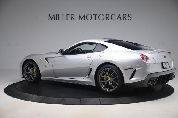 Used 2011 Ferrari 599 GTO for sale $699,900 at Alfa Romeo of Greenwich in Greenwich CT 06830 4