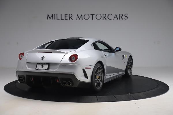 Used 2011 Ferrari 599 GTO for sale $699,900 at Alfa Romeo of Greenwich in Greenwich CT 06830 7