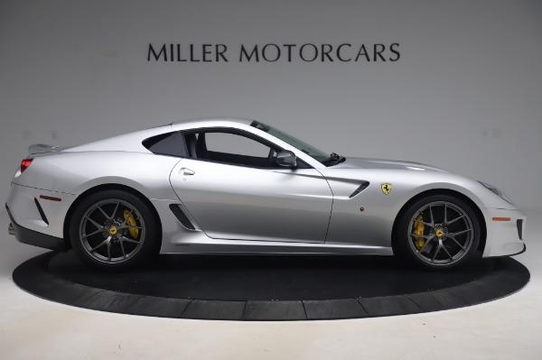 Used 2011 Ferrari 599 GTO for sale $699,900 at Alfa Romeo of Greenwich in Greenwich CT 06830 9