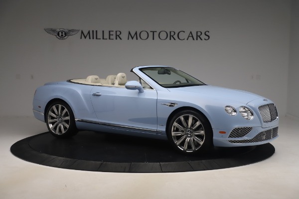 Used 2017 Bentley Continental GT W12 for sale Call for price at Alfa Romeo of Greenwich in Greenwich CT 06830 11