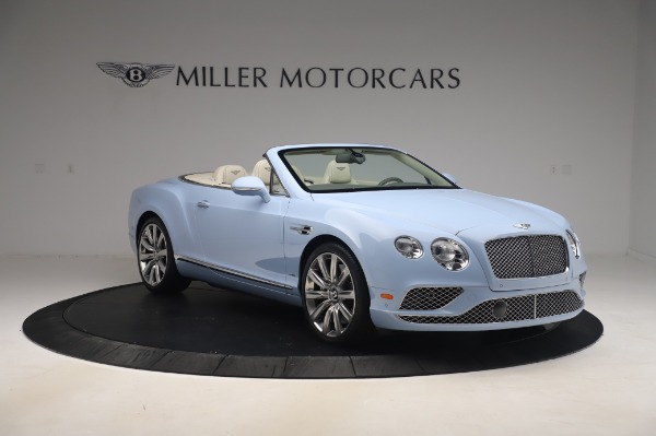 Used 2017 Bentley Continental GT W12 for sale Call for price at Alfa Romeo of Greenwich in Greenwich CT 06830 12