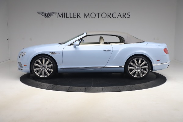 Used 2017 Bentley Continental GT W12 for sale Call for price at Alfa Romeo of Greenwich in Greenwich CT 06830 16