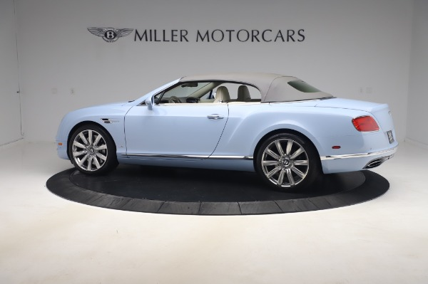 Used 2017 Bentley Continental GT W12 for sale Call for price at Alfa Romeo of Greenwich in Greenwich CT 06830 17