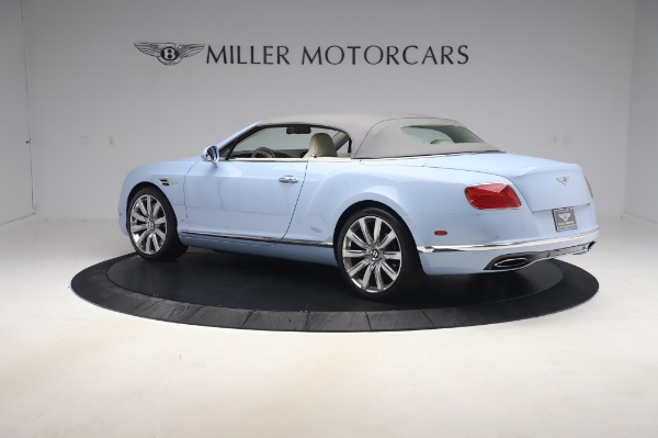 Used 2017 Bentley Continental GT W12 for sale Call for price at Alfa Romeo of Greenwich in Greenwich CT 06830 18