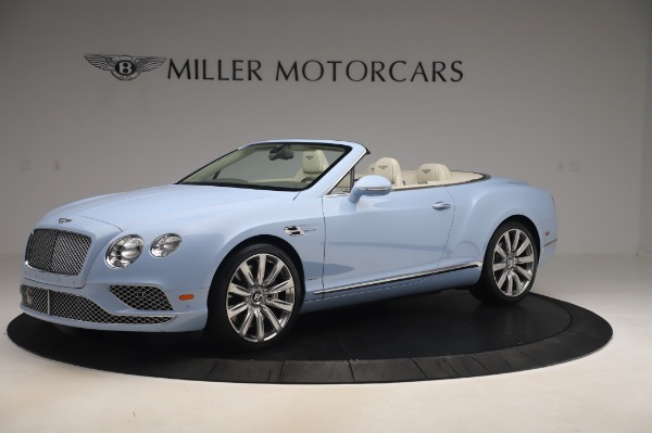 Used 2017 Bentley Continental GT W12 for sale Call for price at Alfa Romeo of Greenwich in Greenwich CT 06830 2