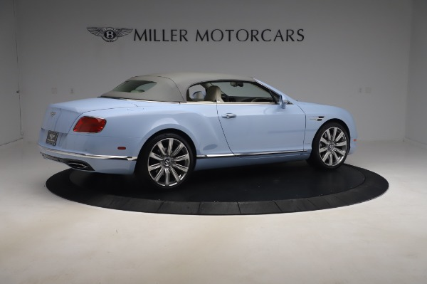 Used 2017 Bentley Continental GT W12 for sale Call for price at Alfa Romeo of Greenwich in Greenwich CT 06830 21