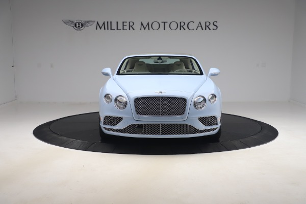 Used 2017 Bentley Continental GT W12 for sale Call for price at Alfa Romeo of Greenwich in Greenwich CT 06830 25