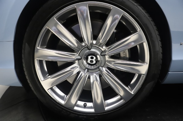 Used 2017 Bentley Continental GT W12 for sale Call for price at Alfa Romeo of Greenwich in Greenwich CT 06830 27