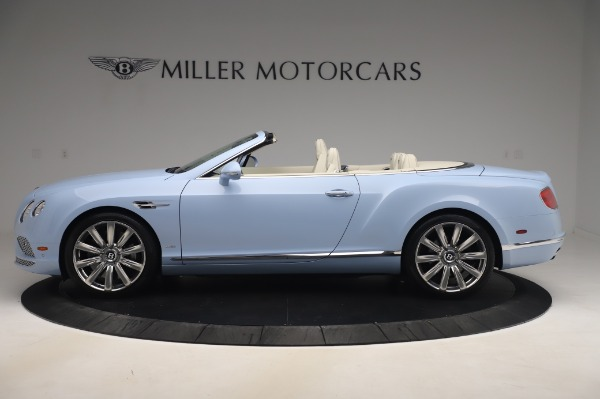 Used 2017 Bentley Continental GT W12 for sale Call for price at Alfa Romeo of Greenwich in Greenwich CT 06830 3