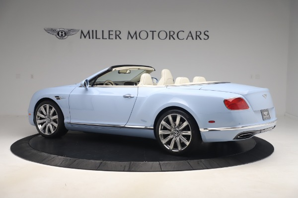 Used 2017 Bentley Continental GT W12 for sale Call for price at Alfa Romeo of Greenwich in Greenwich CT 06830 4