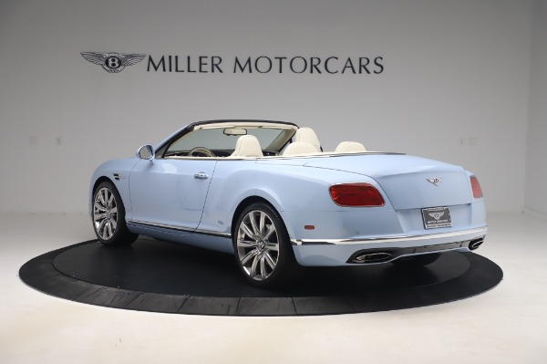 Used 2017 Bentley Continental GT W12 for sale Call for price at Alfa Romeo of Greenwich in Greenwich CT 06830 5