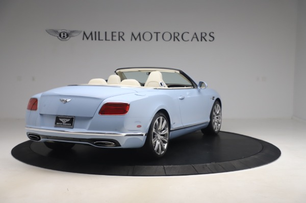 Used 2017 Bentley Continental GT W12 for sale Call for price at Alfa Romeo of Greenwich in Greenwich CT 06830 7