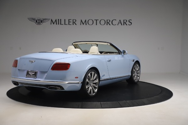 Used 2017 Bentley Continental GT W12 for sale Call for price at Alfa Romeo of Greenwich in Greenwich CT 06830 8