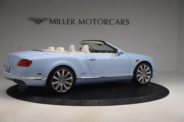 Used 2017 Bentley Continental GT W12 for sale Call for price at Alfa Romeo of Greenwich in Greenwich CT 06830 9