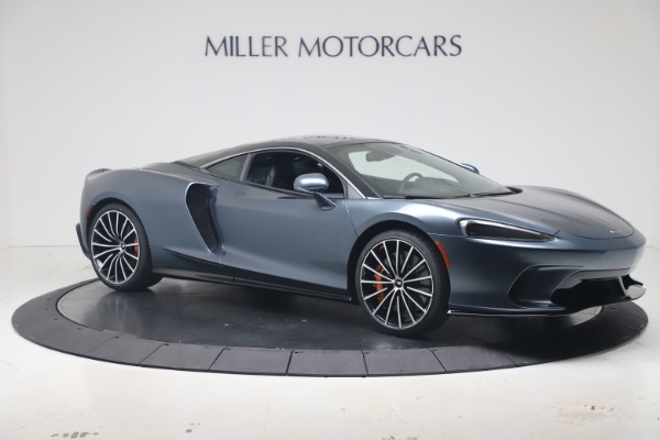 New 2020 McLaren GT Luxe for sale $247,125 at Alfa Romeo of Greenwich in Greenwich CT 06830 10