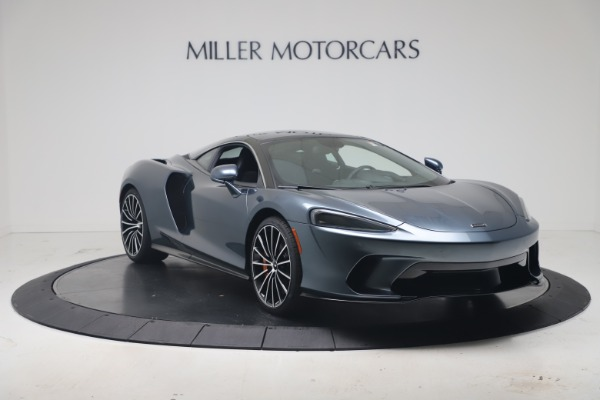 New 2020 McLaren GT Luxe for sale $247,125 at Alfa Romeo of Greenwich in Greenwich CT 06830 11