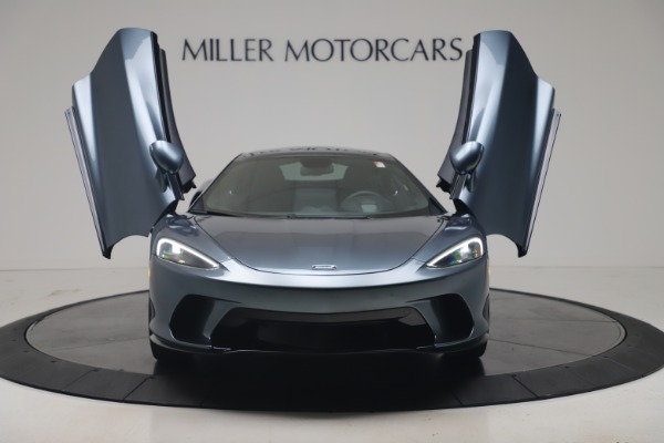 New 2020 McLaren GT Luxe for sale $247,125 at Alfa Romeo of Greenwich in Greenwich CT 06830 13
