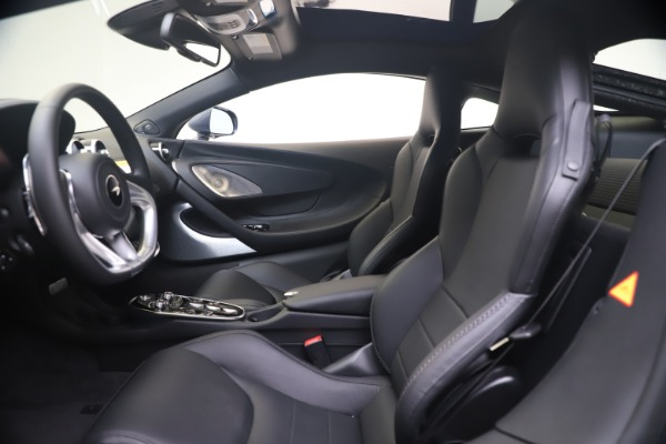 New 2020 McLaren GT Luxe for sale $247,125 at Alfa Romeo of Greenwich in Greenwich CT 06830 15