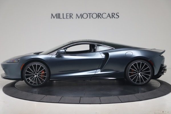 New 2020 McLaren GT Luxe for sale $247,125 at Alfa Romeo of Greenwich in Greenwich CT 06830 3