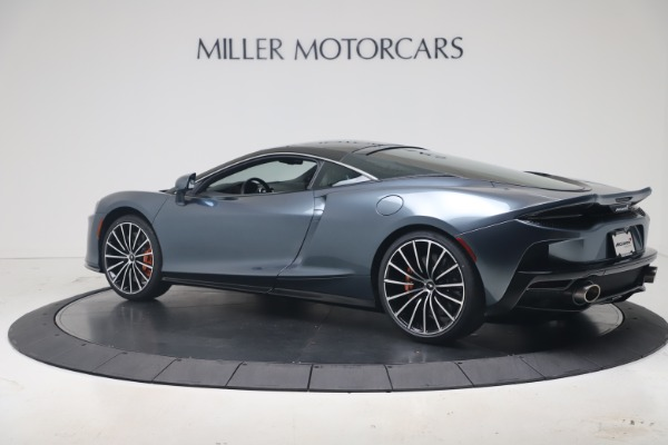 New 2020 McLaren GT Luxe for sale $247,125 at Alfa Romeo of Greenwich in Greenwich CT 06830 4