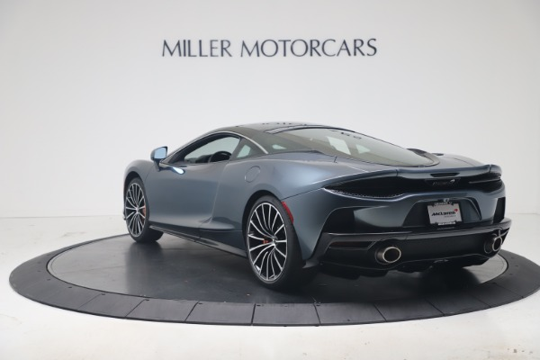 New 2020 McLaren GT Luxe for sale $247,125 at Alfa Romeo of Greenwich in Greenwich CT 06830 5