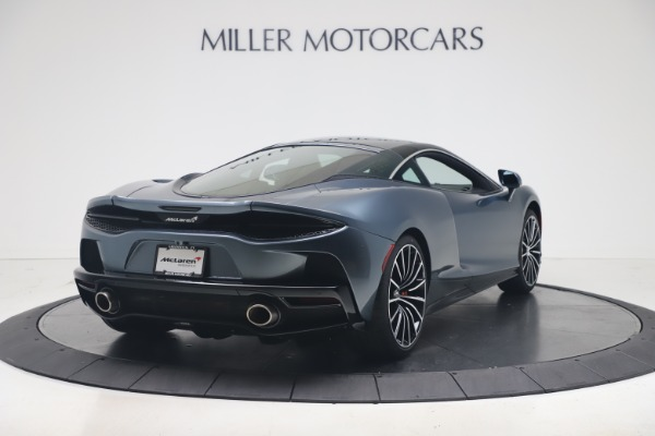 New 2020 McLaren GT Luxe for sale $247,125 at Alfa Romeo of Greenwich in Greenwich CT 06830 7