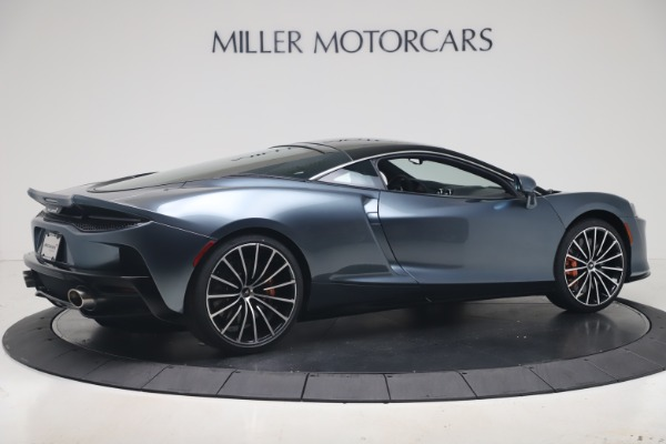 New 2020 McLaren GT Luxe for sale $247,125 at Alfa Romeo of Greenwich in Greenwich CT 06830 8