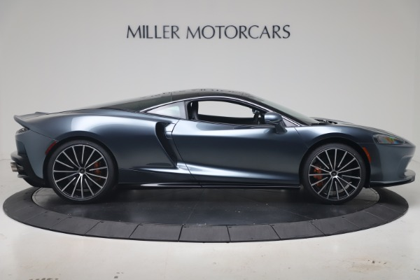 New 2020 McLaren GT Luxe for sale $247,125 at Alfa Romeo of Greenwich in Greenwich CT 06830 9