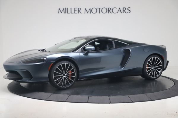 New 2020 McLaren GT Luxe for sale $247,125 at Alfa Romeo of Greenwich in Greenwich CT 06830 1