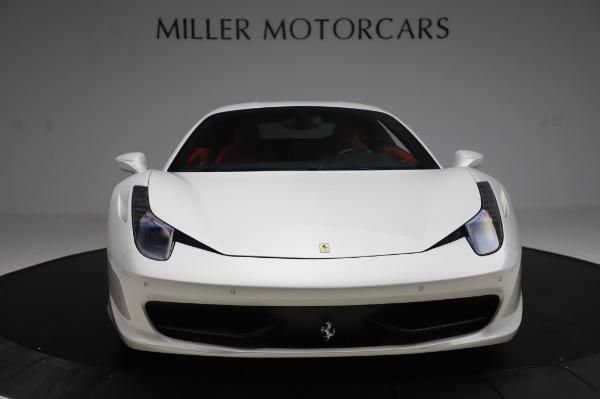 Used 2013 Ferrari 458 Italia for sale $229,900 at Alfa Romeo of Greenwich in Greenwich CT 06830 12