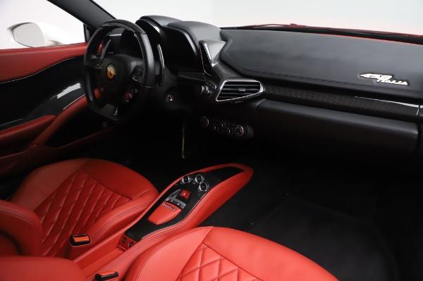 Used 2013 Ferrari 458 Italia for sale $229,900 at Alfa Romeo of Greenwich in Greenwich CT 06830 18