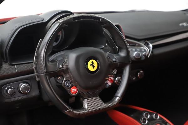 Used 2013 Ferrari 458 Italia for sale $229,900 at Alfa Romeo of Greenwich in Greenwich CT 06830 21