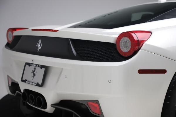 Used 2013 Ferrari 458 Italia for sale $229,900 at Alfa Romeo of Greenwich in Greenwich CT 06830 27