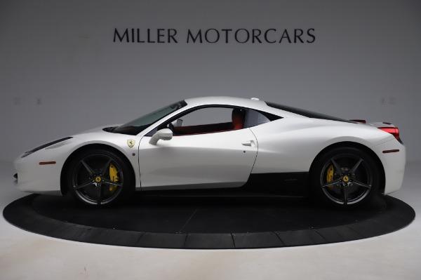 Used 2013 Ferrari 458 Italia for sale $229,900 at Alfa Romeo of Greenwich in Greenwich CT 06830 3