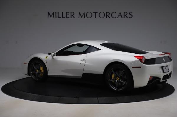 Used 2013 Ferrari 458 Italia for sale $229,900 at Alfa Romeo of Greenwich in Greenwich CT 06830 4