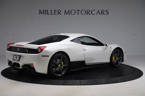 Used 2013 Ferrari 458 Italia for sale $229,900 at Alfa Romeo of Greenwich in Greenwich CT 06830 7