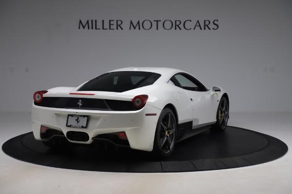 Used 2013 Ferrari 458 Italia for sale $229,900 at Alfa Romeo of Greenwich in Greenwich CT 06830 8