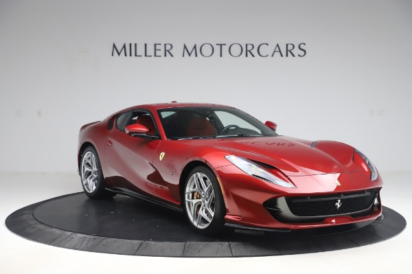 Used 2020 Ferrari 812 Superfast for sale $399,900 at Alfa Romeo of Greenwich in Greenwich CT 06830 11