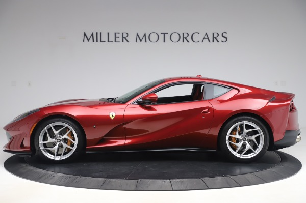 Used 2020 Ferrari 812 Superfast for sale $399,900 at Alfa Romeo of Greenwich in Greenwich CT 06830 3