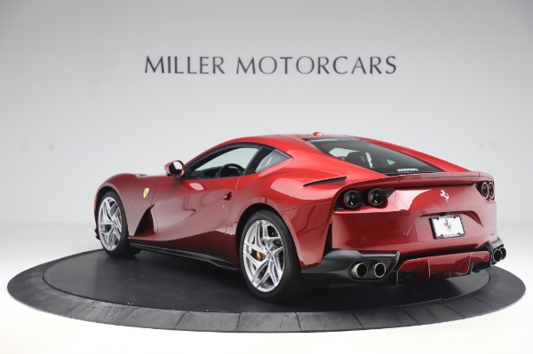 Used 2020 Ferrari 812 Superfast for sale $399,900 at Alfa Romeo of Greenwich in Greenwich CT 06830 5