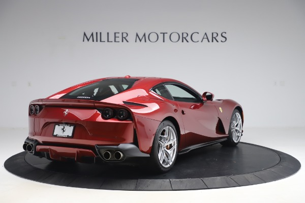 Used 2020 Ferrari 812 Superfast for sale $399,900 at Alfa Romeo of Greenwich in Greenwich CT 06830 7